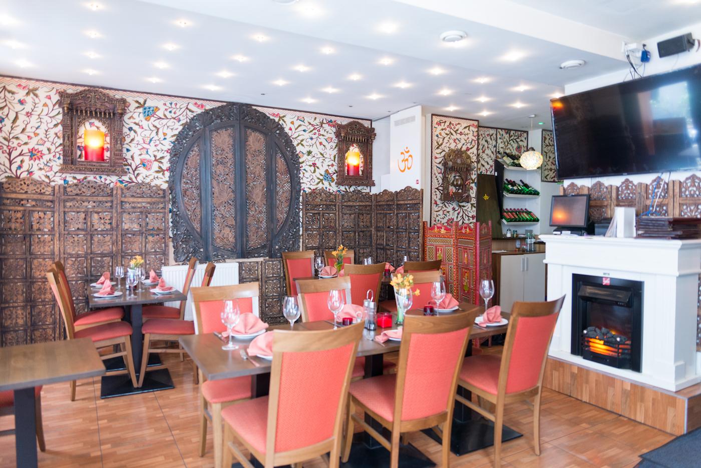 Om Indisches Restaurant
